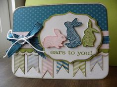 Ears to You by Oh_Kat - Cards and Paper Crafts at Splitcoaststampers