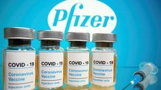 The vaccine co-produced by Pfizer and BioNTech was 90 percent effective in preventing COVID-19 disease in ongoing Phase 3 trials, the companies announced Monday. The statement came as coronavirus cases increased worldwide, and European stock markets and oil prices jumped in the news. Coventry, The Vaccines, Guillain Barre, Le Colorado, World Health Organization, Organization Lists, Rhode Island, Trials, New Mexico