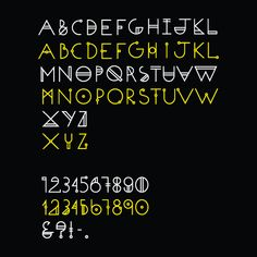 Image of ODYSSEY - #Typeface $10 typefaces! Great site!