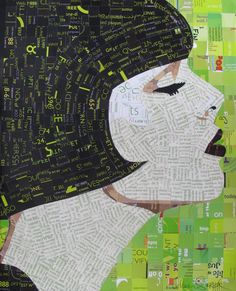 30 Mindblowing Examples of Paper Mosaic Portraits                                                                                                                                                                                 More