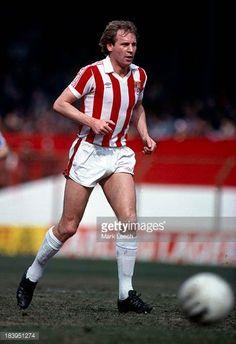 English Football League Division One Stoke City v Manchester City Denis Smith