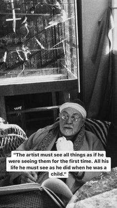 Matisse Art, Henri Matisse, Literary Quotes, Writing Quotes, Wisdom Quotes, Life Quotes, Favorite Quotes, Best Quotes, Carl Jung Quotes