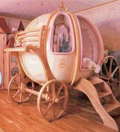 Princess Bedroom.....Awesome