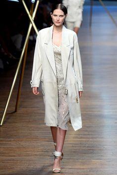 Jason Wu | Spring/Summer 2014 Ready-to-Wear Collection via Designer Jason Wu | Modeled by Catherine McNeil | September 6, 2013; New York