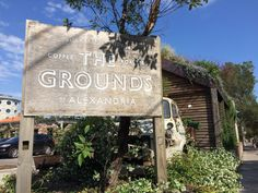 The Grounds of Alexandria is one of my favorite coffee spots in all of Sydney! #DesignedByDaydreams