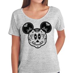 Sugar Skull Day of the Dead Mouse