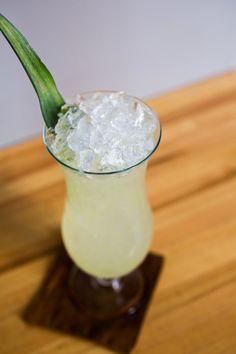 Vagos Motorcycle Club 1 oz Mezcal 3/4 oz Lemon Juice 1/2 oz Anejo Tequila 1/2 oz Tippleman's Double Spiced Falernum 1/2 oz Yellow Chartreuse 1/2 oz Pineapple Juice