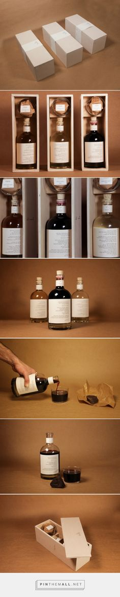 Wine Chocolate and Reflections (Student Project) - Packaging of the World - Creative Package Design Gallery - http://www.packagingoftheworld.com/2017/07/wine-chocolate-and-reflections-student.html
