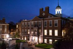Wake Forest University in North Carolina- Z Smith Reynolds Library