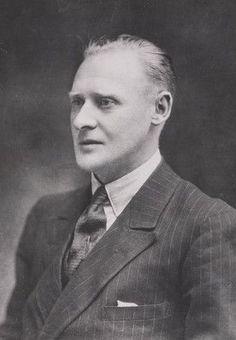 R.J. Mitchell – designed the Spitfire – Jasper Lodge No. 3934