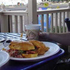 Restaurant: Hazelwoods On the Bay - San Diego, Californië