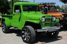 1953 willys overland