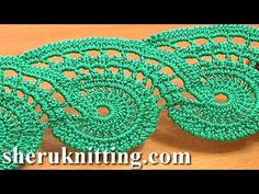 Lace Crochet Tutorial – Design Peak