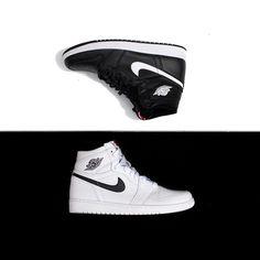 Air Jordan 1 Retro High OG Premium Essentials in Black and White are must-haves in any rotation. Get yours while stock lasts #ateaze . . . #sneakerhead #sneakergame #igsneakercommunity #teamcozy #summer2016 #footwear #shoegame #streetstyle #streetwear #thesix #toronto #fashion #snobshots #highsnobiety #hypefeet #hypebeast #kicks #kickstagram #shoes #todayskicks #sneakershouts #fresh #sneakerporn #solecollector #kicksonfire #nike #jordanrelease #new