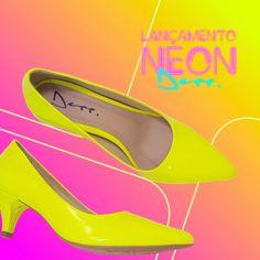 59e79bffb ... Ballerina Azul BB Salto 5 Cm Sapatos Femininos Depp Calçados. ShoeGirls  Sapato · Scarpin · Scarpin Neon Verniz Sapatos Femininos Bico Fino Depp  Calçados