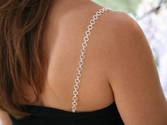 ab6e1c0bb5 Trendy Circles Jewelry Bra Straps- our favorite under tank tops