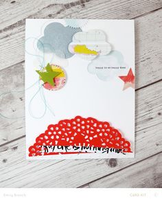 """""""Happy Is…"""" Card by BranchOutDesigns at @studio_calico"""
