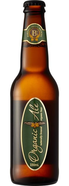 Barossa Valley Brewing: Organic Ale