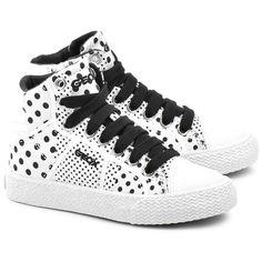 Rozmiar typowy Zalecamy kupować buty w rozmiarze noszonym zazwyczaj Canvasowa cholewka Zapięcie na suwak Elastyczna podeszwa