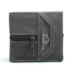 Checkout this trendy wallet from Wallsters, which is a stylish way to carry your essentials. Made from canvas, it features an attractive finish and design, this wallet is very capacious and highly utilitarian. Bari, Wallets, Essentials, Canvas, Stylish, Grey, Design, Fashion, Tela