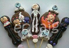 mamuts y bubulubus decorados halloween
