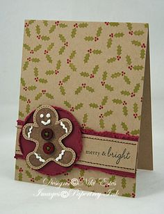 merry & bright by NikiE - Cards and Paper Crafts at Splitcoaststampers
