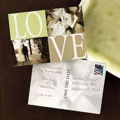Simple Wedding Invitations | ... wedding invitations [SLIDESHOW] Simple postcard wedding invitation