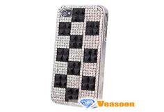 FREE SHIPPINGLuxury iphone 4 caseiphone 5 by Veasoon on Etsy, $34.99