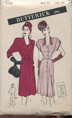 Vintage Everyday Dresses
