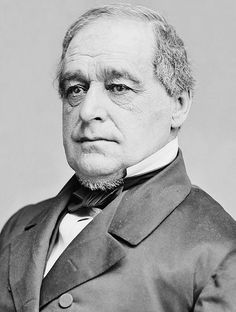 Hannibal Hamlin ... President (almost) ...He was vice president during Lincoln's first term during the Civil War.  However, Lincoln chose Andrew Johnson as his running mate for the second term.  If only Hamlin and Mary Todd Lincoln had gotten along better during the first, Hannibal Hamlin might have been our 17th president instead of Andrew Johnson.  (Maybe she just couldn't stand that goatee?)