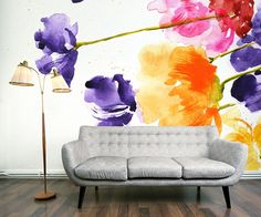 MUST HAVE oversize flower wallpaper - Google Search