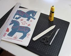 Pony template and INstructions