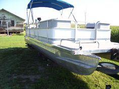 1986 Landau Patio Boat - Brule, NE #8212634752 Oncedriven