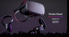 SuperData predicts that Oculus Quest, next-generation standalone VR headset will be a big hit estimating sales to million units in Vr Headset, In 2019, The Unit, Marketing, Big