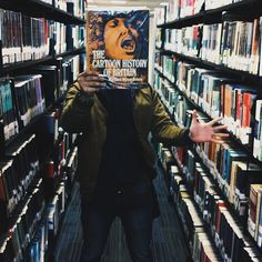 "@jamalmondoque's photo: ""Library Invasion #7 #brunel #library"""