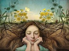 """""""Listen"""" Picture by Catrin Welz-Stein posters, art prints, canvas prints, greeting cards or gallery prints. Find more Picture art prints and posters in the ARTFLAKES shop. Painting Prints, Wall Art Prints, Fine Art Prints, Framed Prints, Canvas Prints, Paintings, Wassily Kandinsky, Canvas Artwork, Surreal Art"""