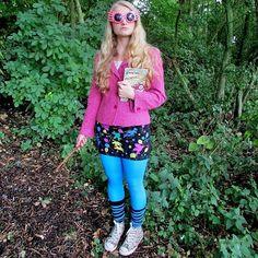 Luna Lovegood Halloween costume