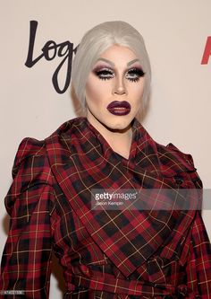 Sharon Needles attends RuPaul's Drag Race Reunion/Finale, Courtesy Logo / WOW, at Orpheum Theatre on May 19, 2015 in Los Angeles, California.