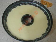 Limonlu Pamuk Kek Tarifi Yapılış Aşaması 9/16 Recipies, Food And Drink, Pudding, Cake, Desserts, Herbs, Kitchens, Recipes, Tailgate Desserts