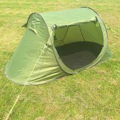 Gelert 1 - 2 Man Popup Tent - C&ing / Festivals (pop up) & Quechua 2 Seconds 2 120 (2 Man) Popup Tent- Camping / Festivals ...