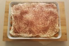 Authentic Italian Tiramisu Recipe by Chef Angela Consiglio Canada Italian Chef, Italian Recipes, Authentic Italian Tiramisu Recipe, Summer Dessert Recipes, Serving Dishes, Sweet Recipes, Yummy Food, Delicious Meals, Baking
