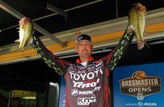 B.A.S.S. Elite Series- Touring Pro- Gerald Swindle