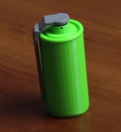 These 12-Year-Old Kids 3D Print a Horrendous Stink Grenade http://3dprint.com/93499/3d-printed-stink-grenade-bomb/