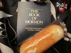 "LDS Young Women Scripture Treasure Hunt Mutual Activity or lesson. ""like a Twinkie the good stuff is inside""!"