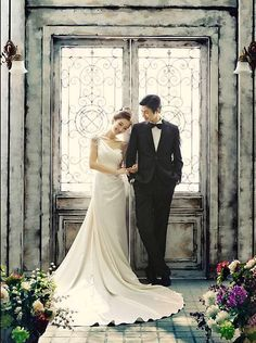 New Wedding Photography Couple Marriage Ideas Pre Wedding Poses, Pre Wedding Photoshoot, Wedding Pics, Wedding Shoot, Wedding Couples, Wedding Dresses, Trendy Wedding, Korean Wedding Photography, Couple Photography