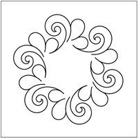 free motion quilting patterns - Google Search