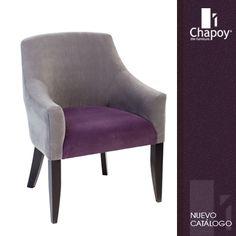 Grupo Chapoy - #muebles de #diseño para hoteles, restaurantes, bares. #silla Armchair, Furniture, Home Decor, Stuff Stuff, School Furniture, Bar Tables, Bar Chairs, Trash Bins, Sofa Chair