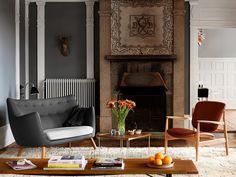 Finn Juhl's elegant France chair makes a comeback