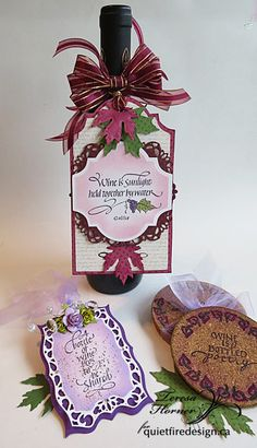 Quietfire Creations: Gifts for Wine lovers