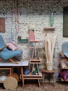 Elle Inside Design #Amsterdam 2013 #elle #elledecoration Lobster house